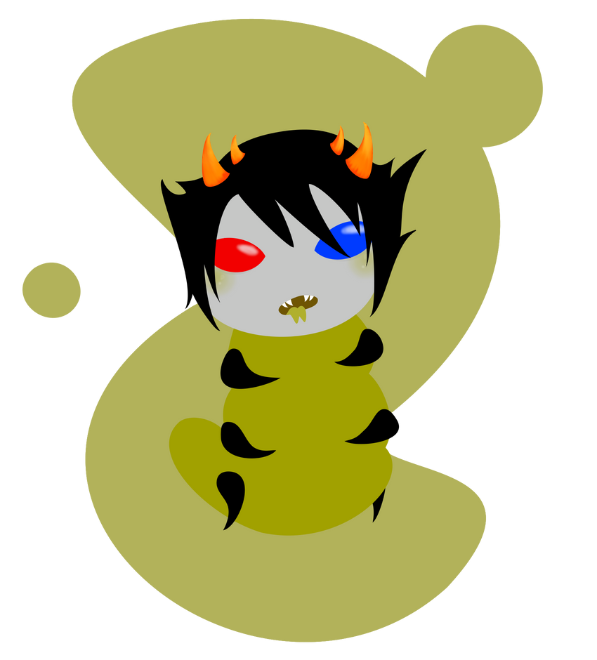 sollux grub by sapcoat on deviantart