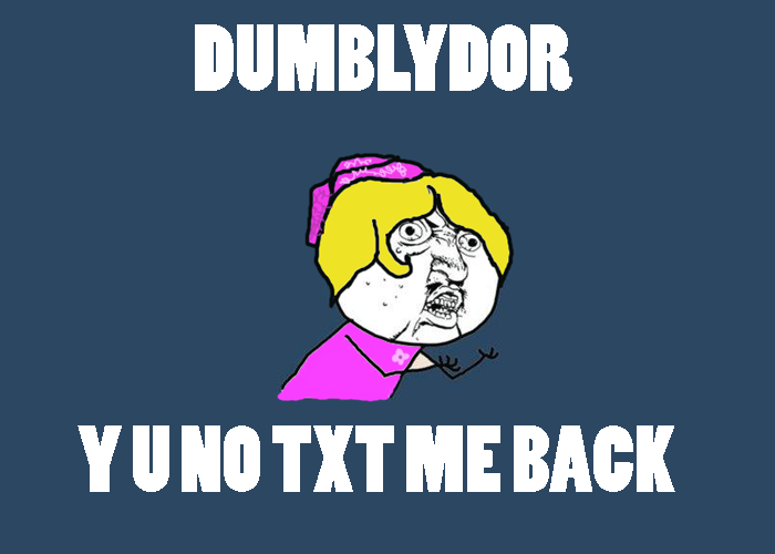 Y U NO Umbridge by Serious-Sirius