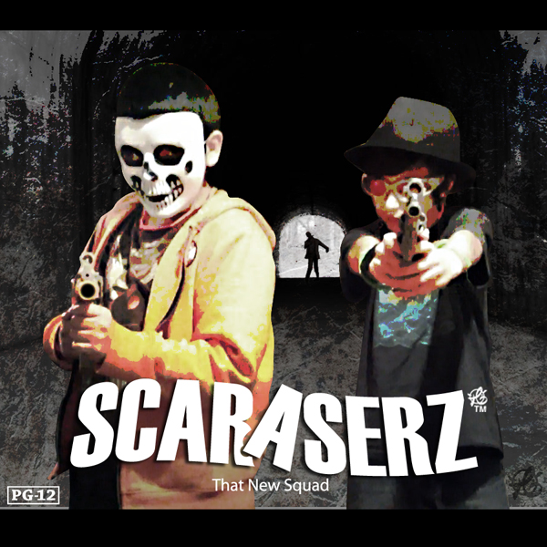 Scaraserz Poster 001 by rayzilla