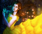Beauty and te Beast : Belle