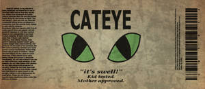 Cateye label