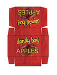 dandy boy apples box
