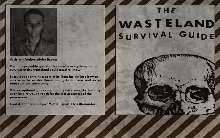 Wasteland survival guide by emptysamurai