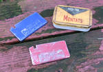 Fallout red and blue keycards