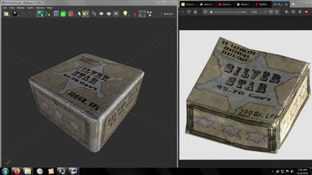 Throwback 45-70 ammo for fallout 4