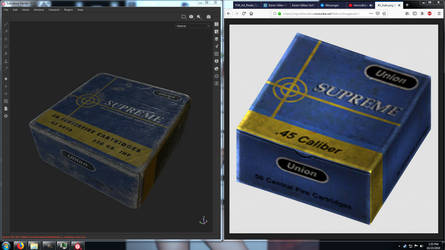 Throwback 45 ammo for fallout 4