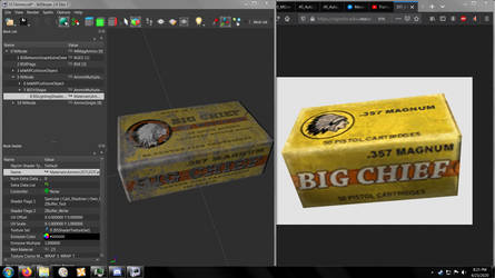 Throwback .357 Magnum ammo for Fallout 4