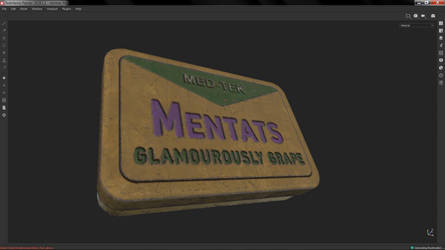 Glamourously Grape Mentats for Fallout 4