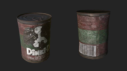 Dinky Di dog food for Fallout 4