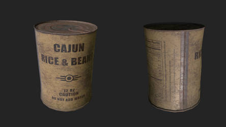 Fallout 76 Cajun Rice and Beans for fallout 4
