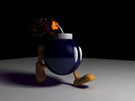Bomb-omb render test