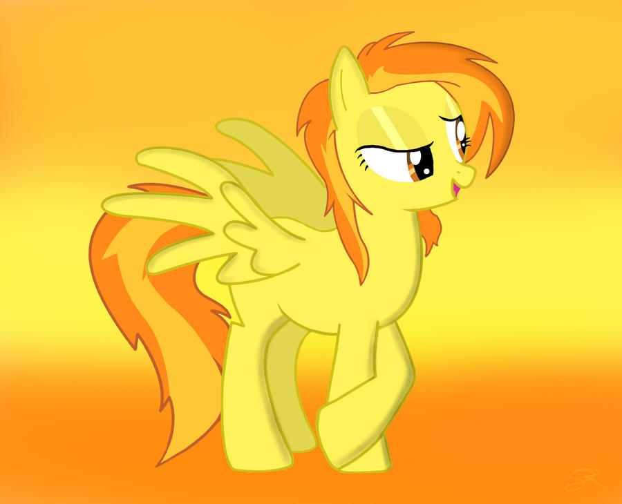 Spitfire without bag by Spitshy