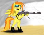 Sharpshooter Spitfire