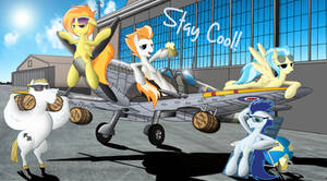 Stay Cool with the Wonderbolts!