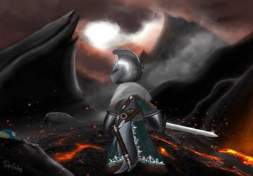 Dark souls in Equestria by Spitshy