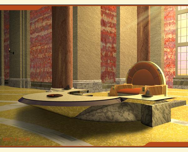 Throneroom of Naboo by Medallion2012 on DeviantArt