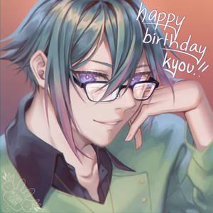[G] Happy Birthday Kyou!