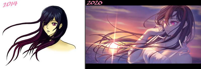 2014 Vs 2020 Redraw