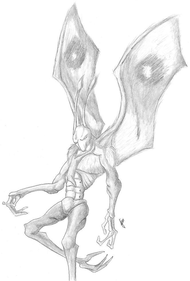 the mothman by trellon elite