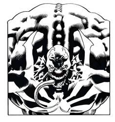 Venom Ink Practice