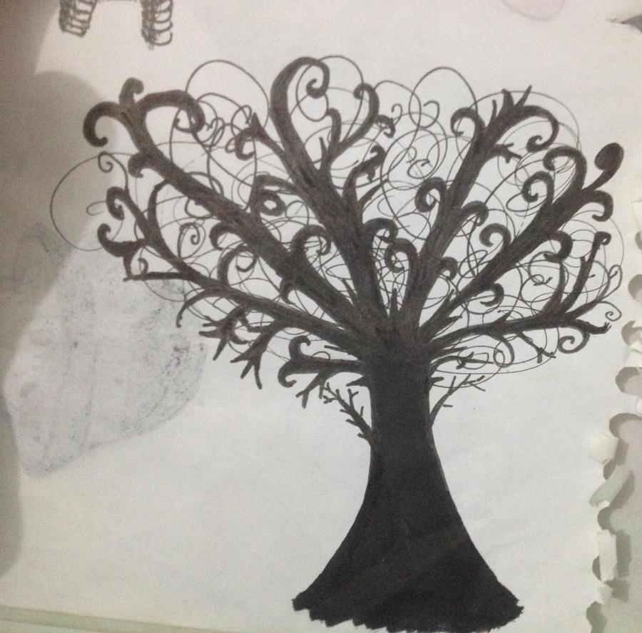 Tree by TinyNerdGirl