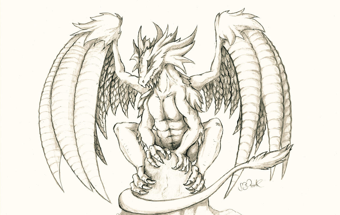 Dragon's Rock by Neyus