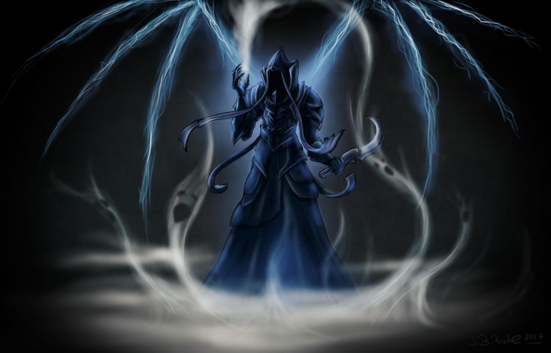 Malthael - Angel of Death by Neyus