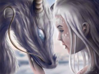 Dragonchild by RiehlART