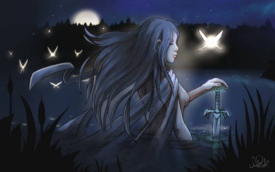 Nimue -  Lady of the Lake