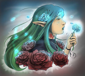 Ice Flower Elf