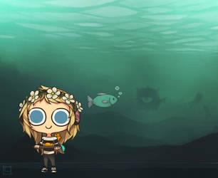 Alisha161Fishy by mudkipbubble
