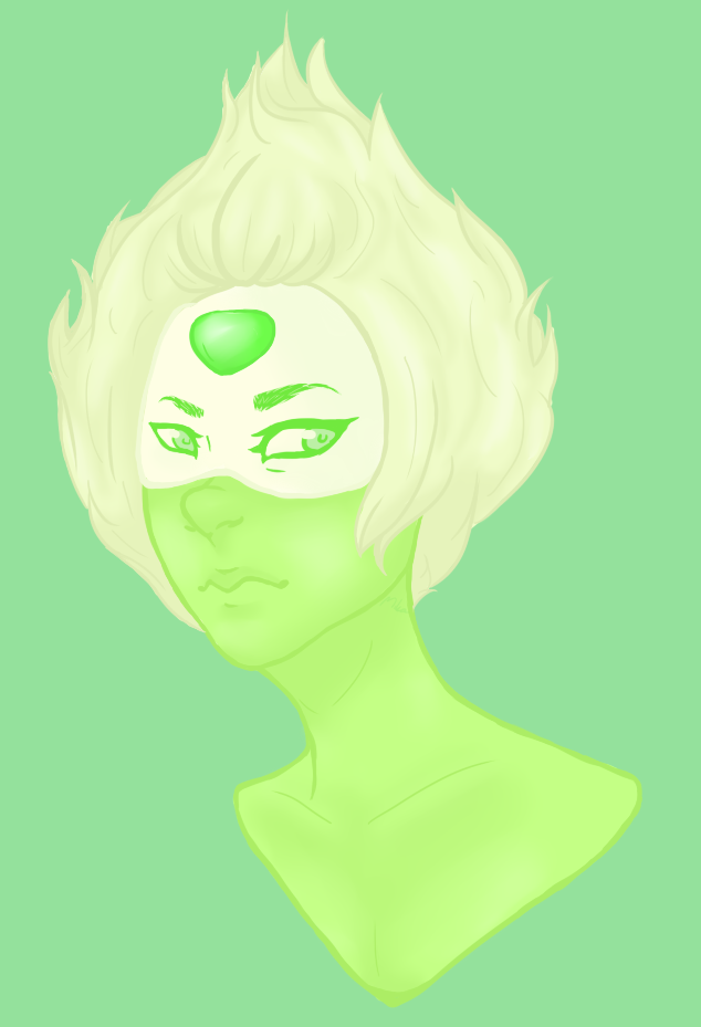 Peridot by Mindy514