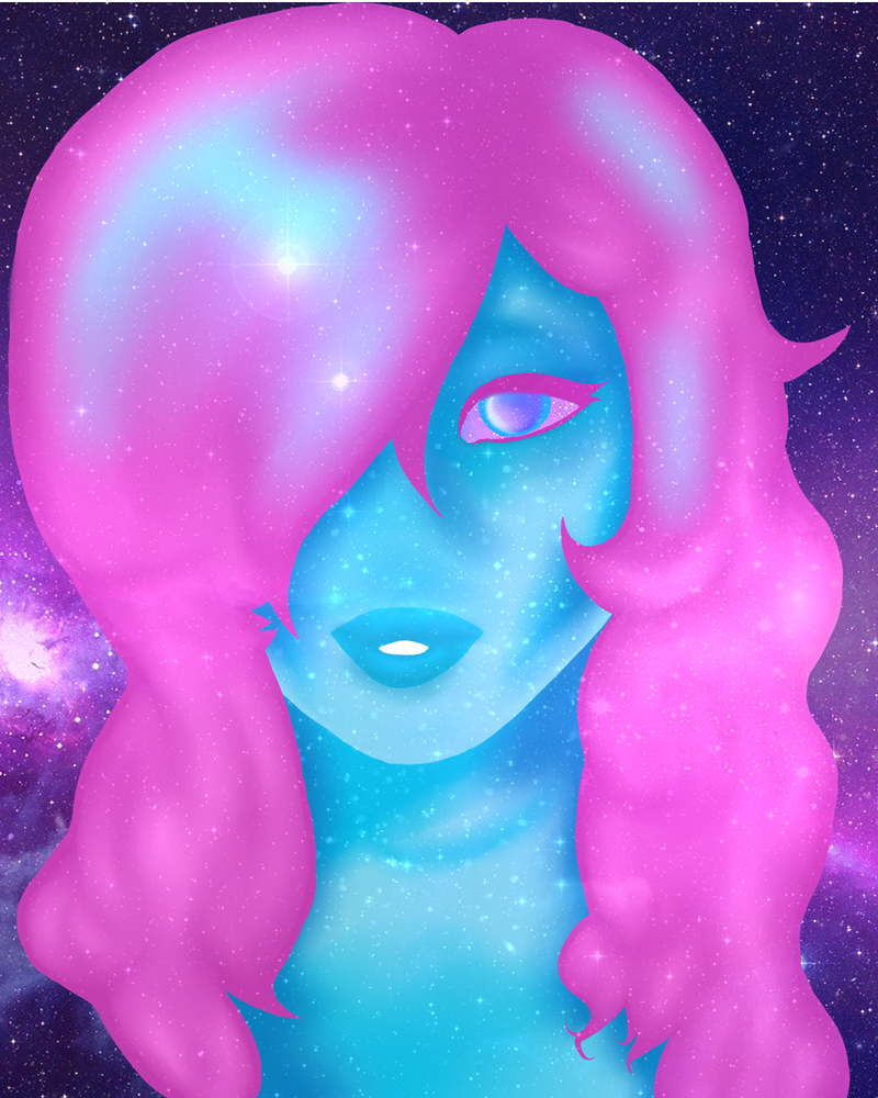 Spacey wacey by Mindy514