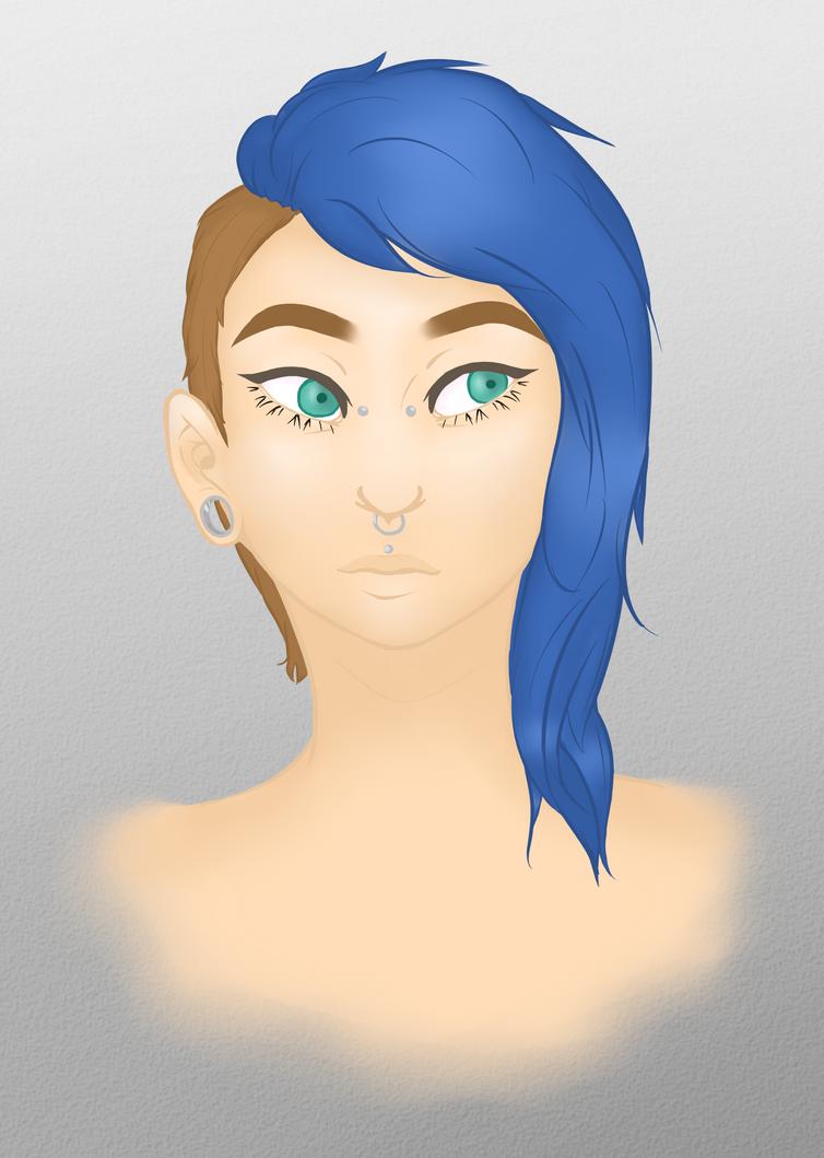 Blue eulB by Mindy514