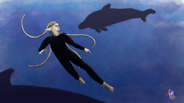 AER cameo: Sea Shepherd for ammonite
