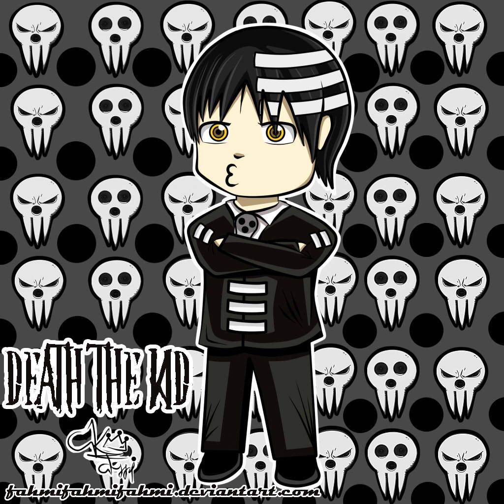 Death The Kid by fahmifahmifahmi