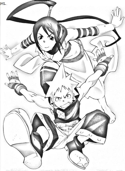 black star and tsubaki relationship