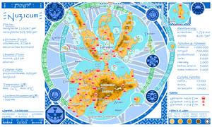 The Blue Atlas - Map of the Nuzicum