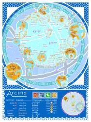 The Blue Atlas - Arciris