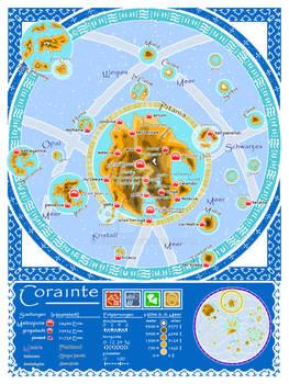 The Blue Atlas - Corainte