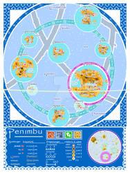 The Blue Atlas - Penimbu