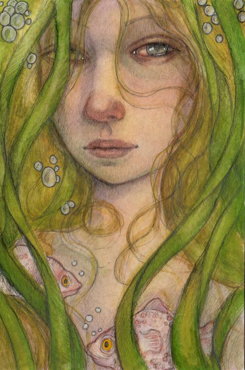 Calm Mermaid by WhimsicalMoon