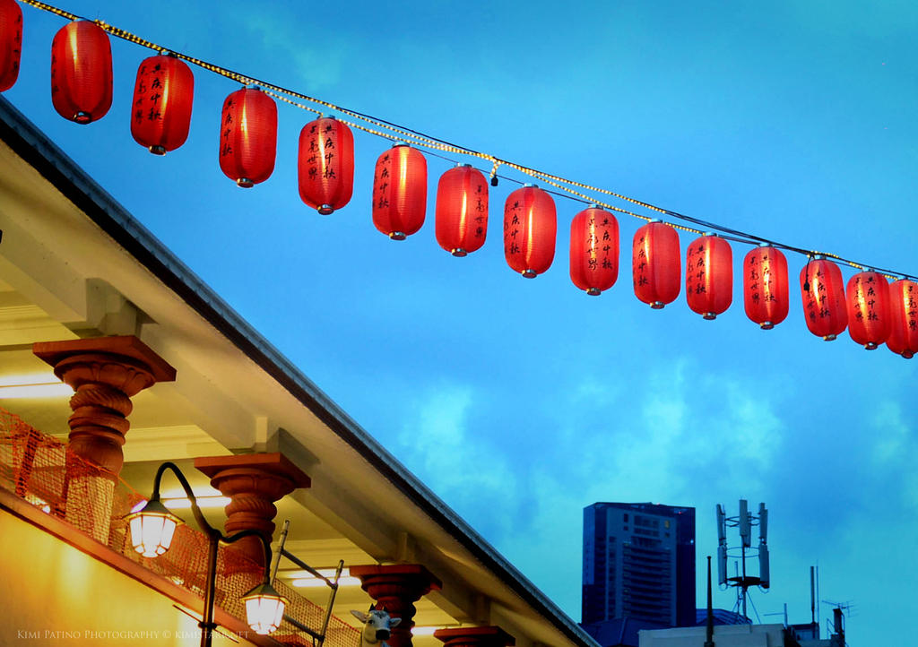 Chinese Lights by xxkimistarr