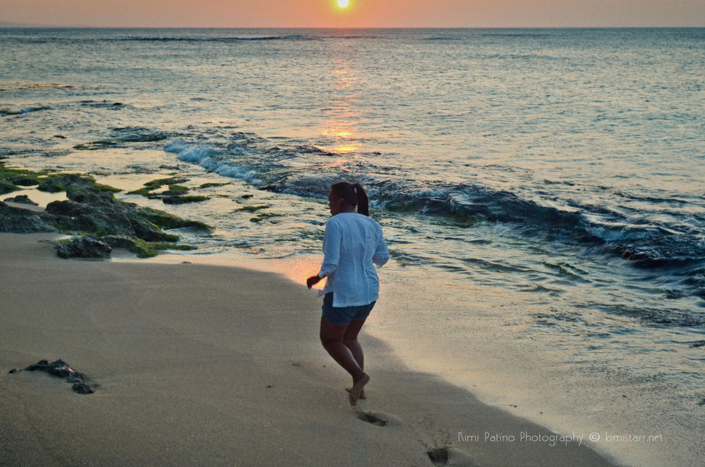 Pagudpud IV - Bilee's Sunset by xxkimistarr