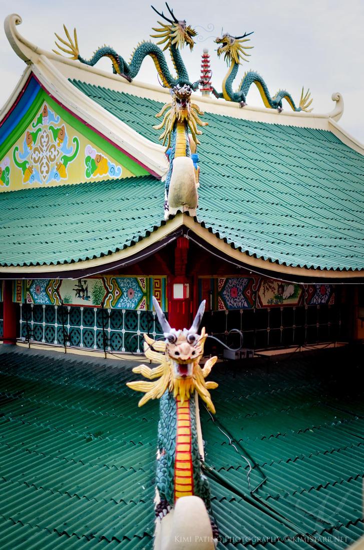 Cebu II - Dragons by xxkimistarr