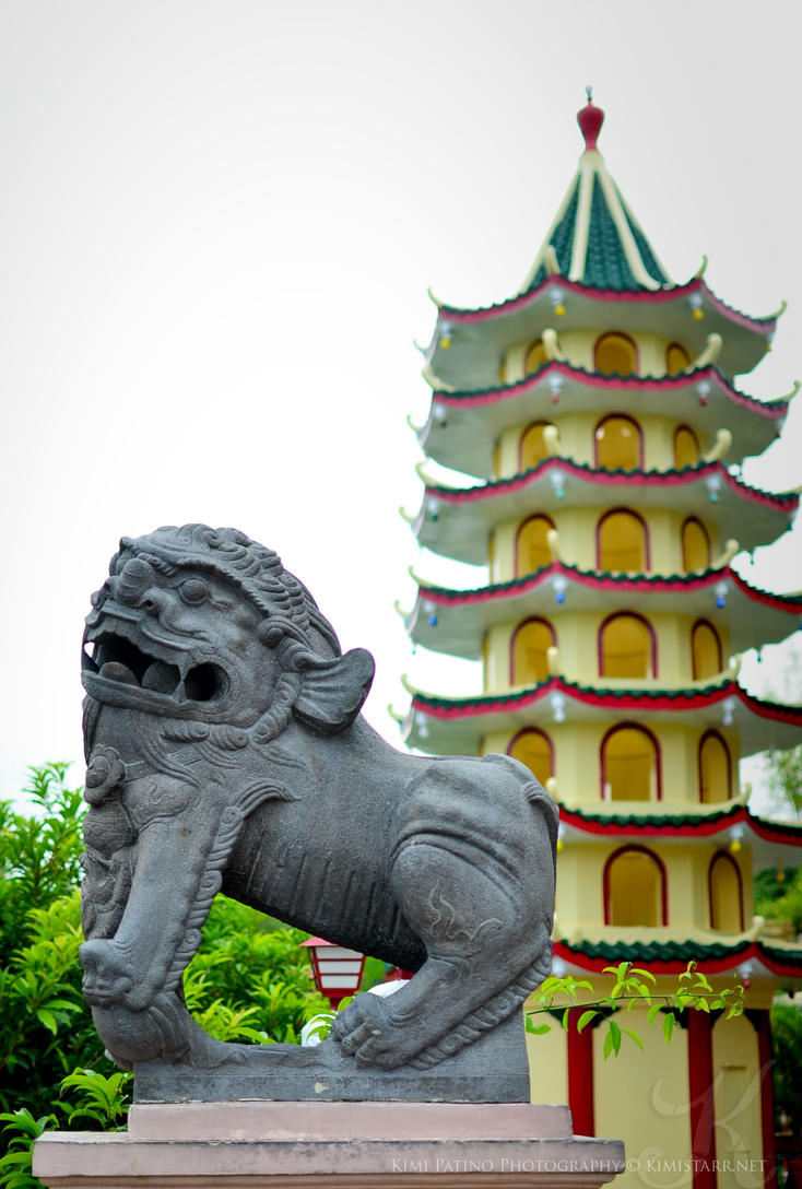 Cebu III - Temple Guard by xxkimistarr