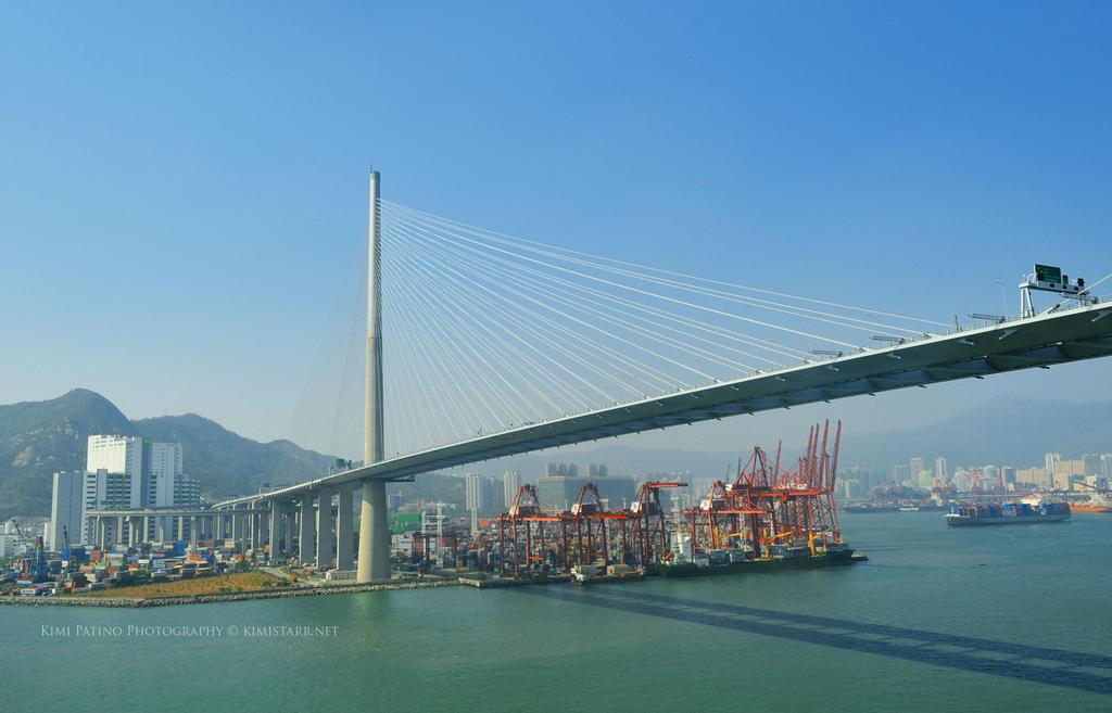 Hong Kong Port I by xxkimistarr