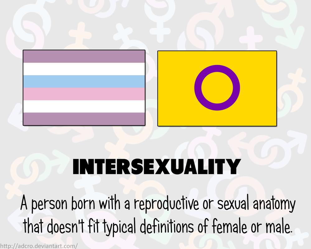 RAINBOW FLAGS: Intersex by Adcro on DeviantArt
