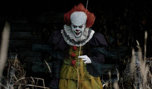 New Pennywise, old costume