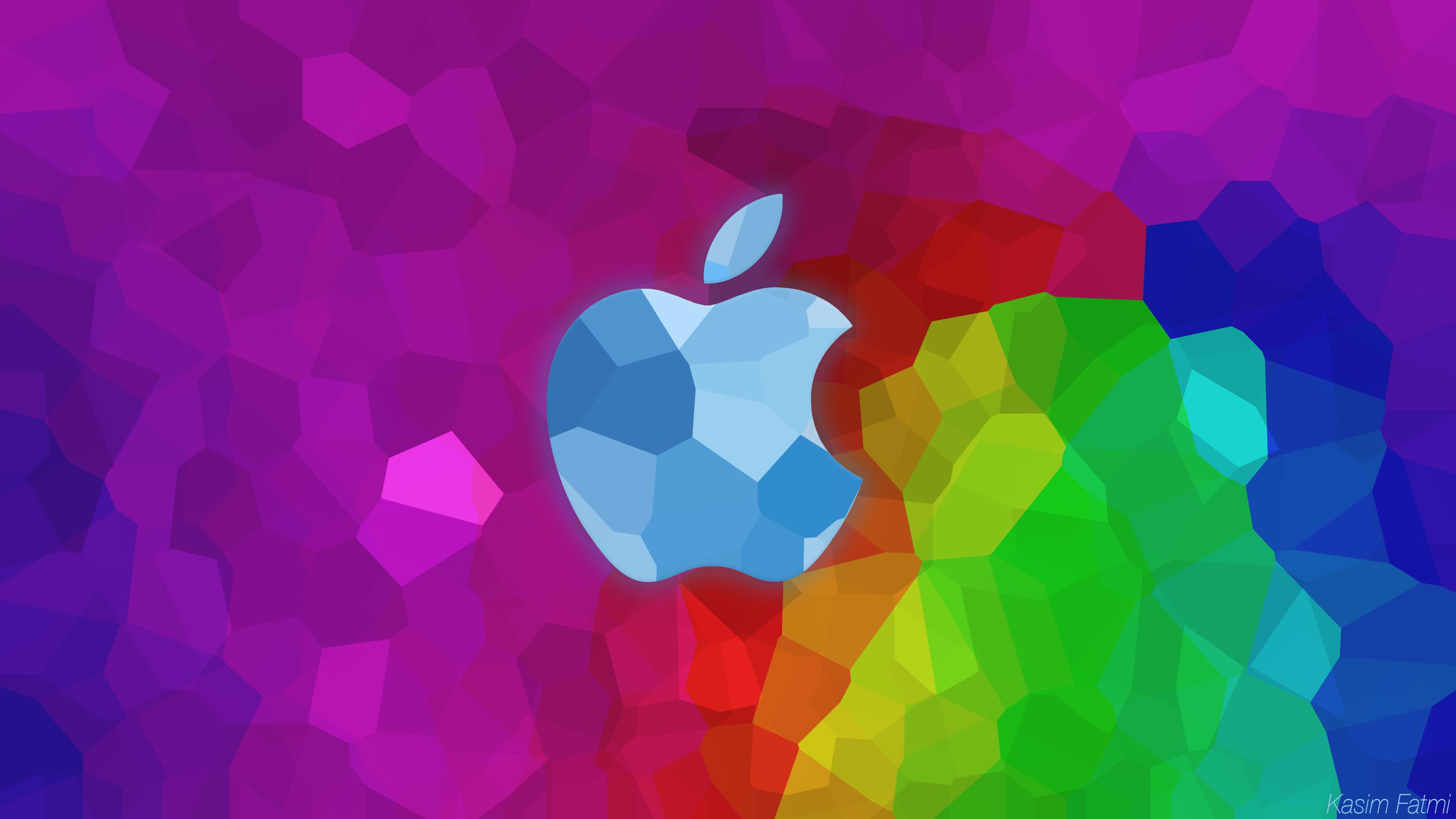 Apple Wallpaper 3 (4K)